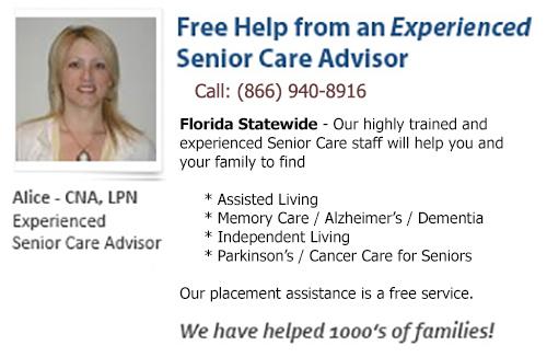 Placement Advisor Florida