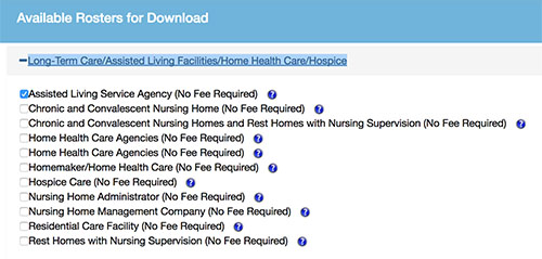Assisted Living Service Agency