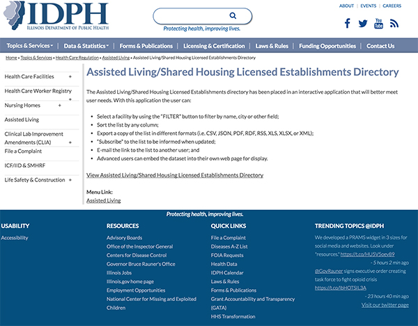 Shared Housing Illinois